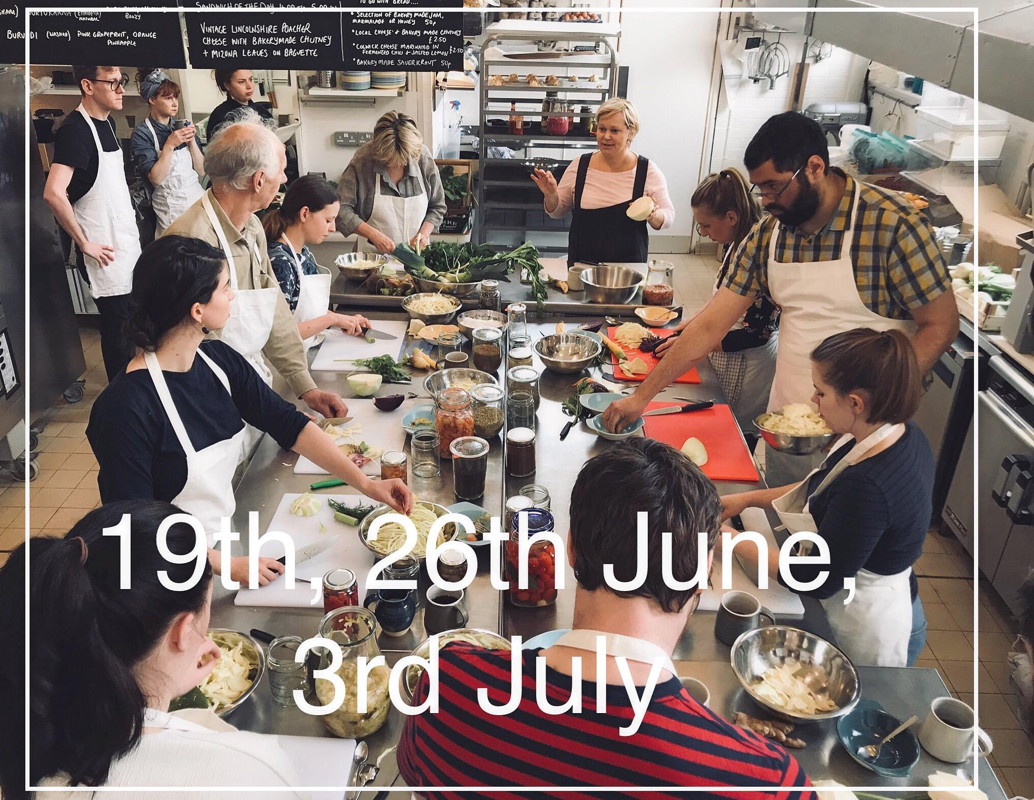 London Fermentary Inspirational Fermentation Course