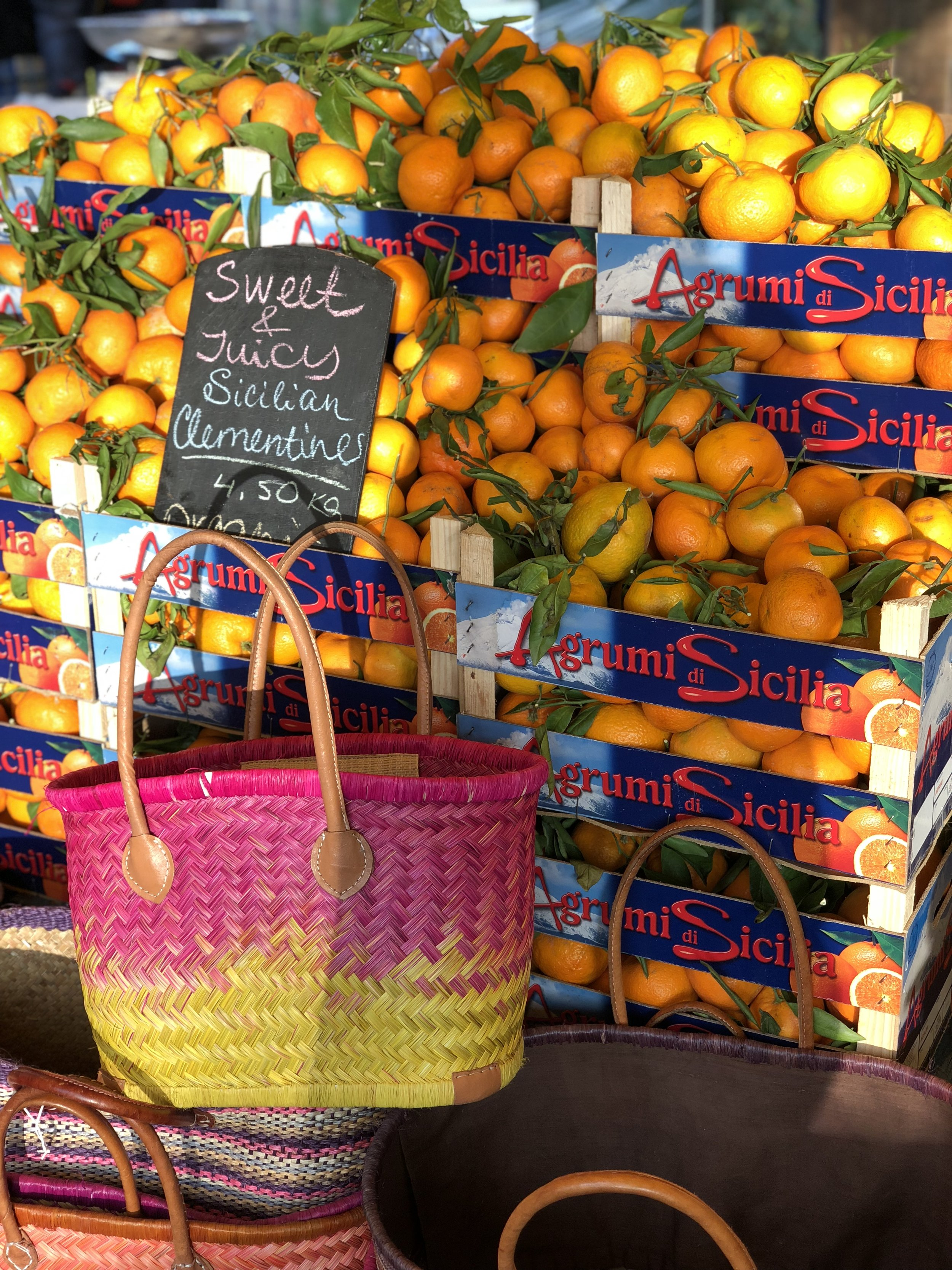 Italian Citrus    Photo ©Puntarelle@CO