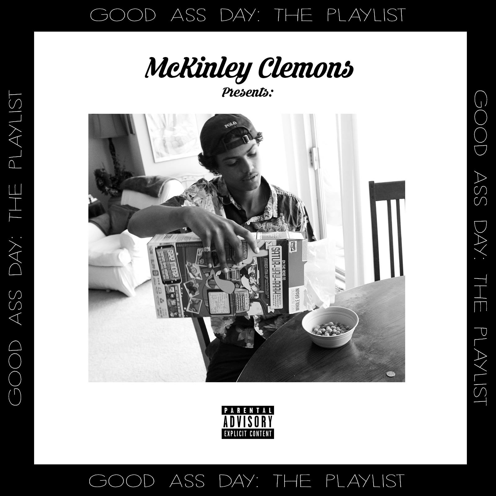 Good Ass Day - Good Ass Day was released in the summer of 2017 by Willie Mac who at the time went by the name of McKinley Clemons. MIKE Beats produced the entire tape and came up with the business strategy of releasing a new song from the project every Friday for 10 weeks. The slogan for the project soon became,