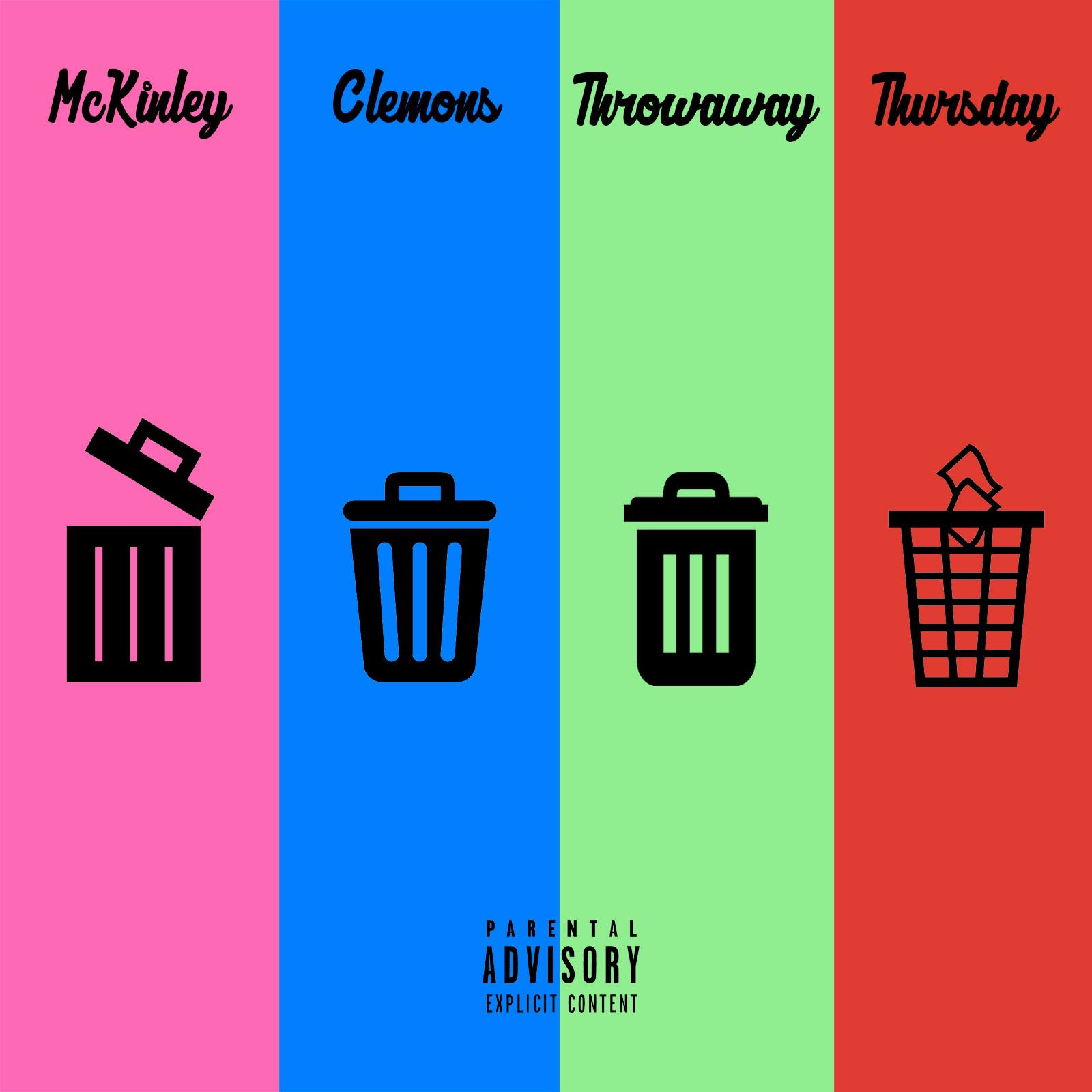Throwaway Thursday - Throwaway Thursday was a creative release designed and produced by MIKE Beats. Originally put out as a Soundcloud exclusive, this project by Willie Mac was a short and sweet EP. With only 4 tracks, Willie Mac and MIKE decided to release one track every Thursday for a month. The sound of the project consisted of a lot of soul and smooth lo-fi samples. Together Willie and MIKE once again delivered for their fans.
