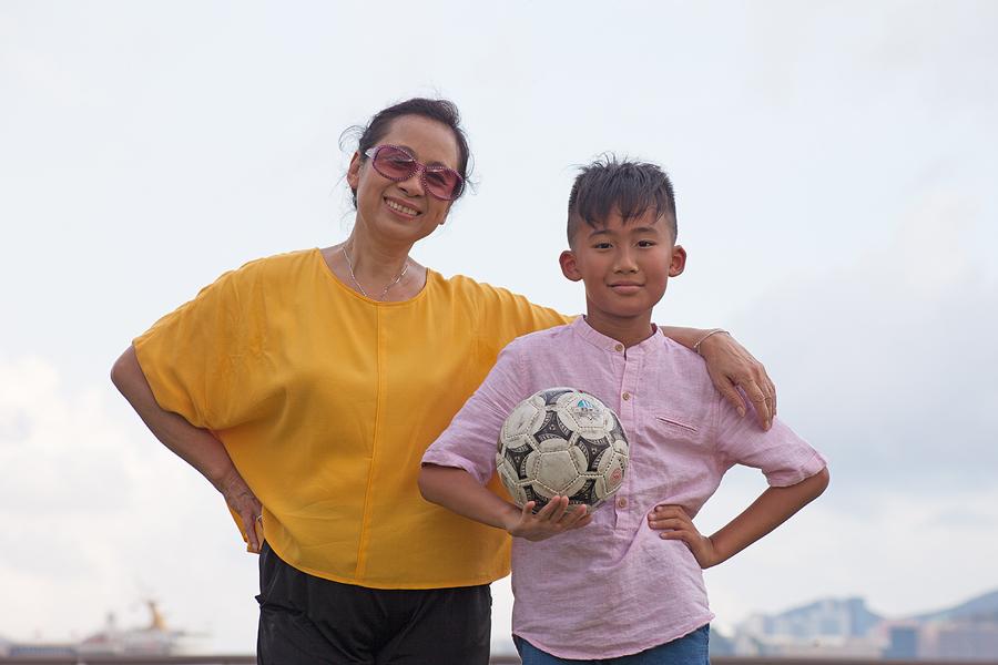 JC CREATIVE 女性攝影師    台北推薦婚攝 女力 人像寫真    華德福 自然風格 手感溫度 親子家庭  香港 父子 母子 家庭紀念照 家族圖像00145.JPG