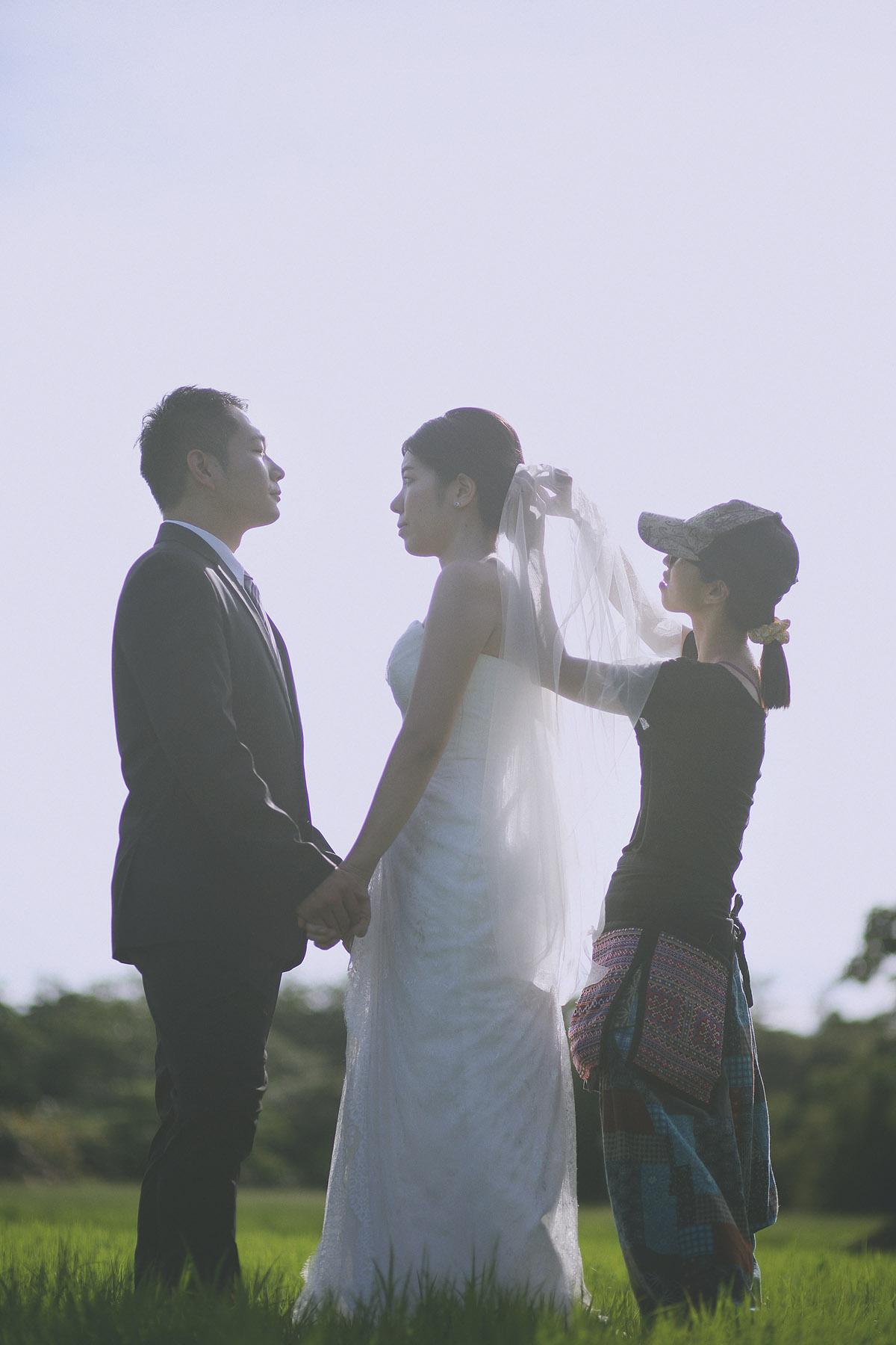 謝謝新娘提供照片