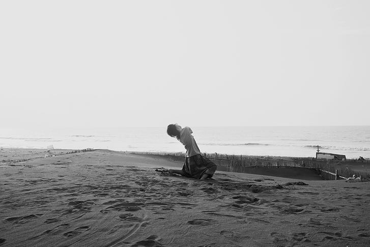 人像攝影 JCCHOW JCCREATIVE 用生命按下快門 女性攝影師 天地 黑白照 圖像00015.JPG