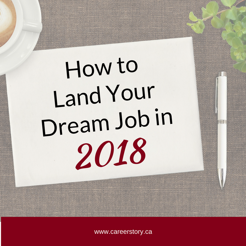 Land Your Dream Job in 2018.png