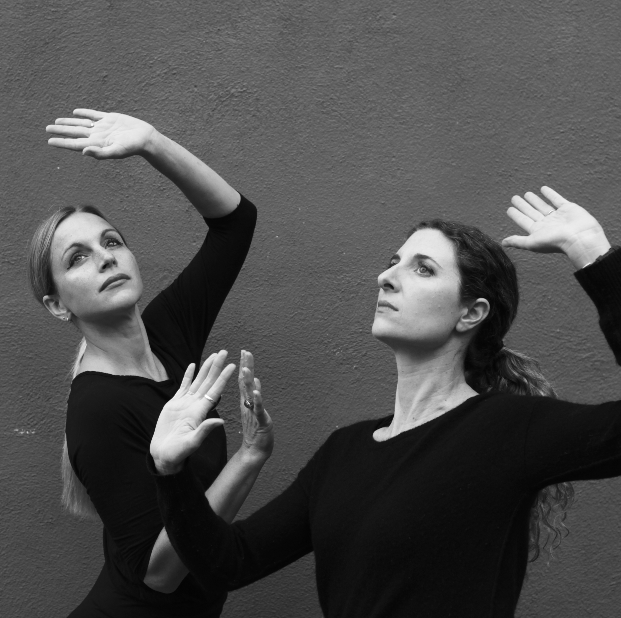 Meghan DeRoma & Christine Peck: DRAMA