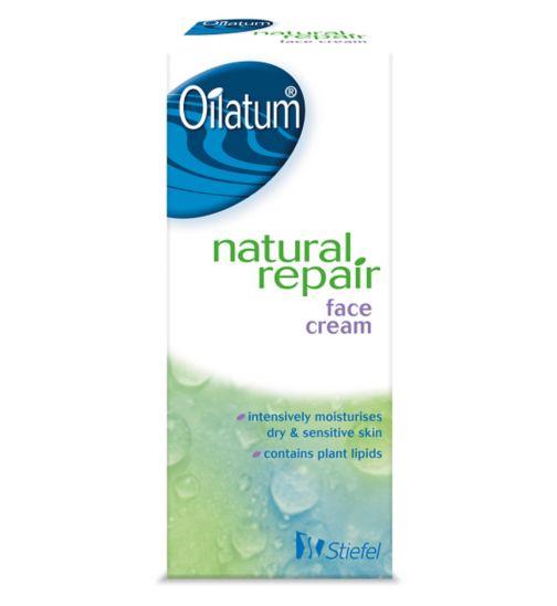 Oilatum Natural Repair Face Cream, £7.69