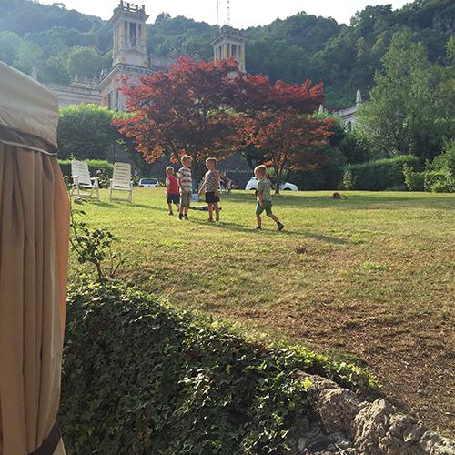Flere børn i haven
