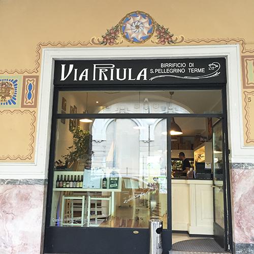 Loakl butik (Art Nouveau stil)