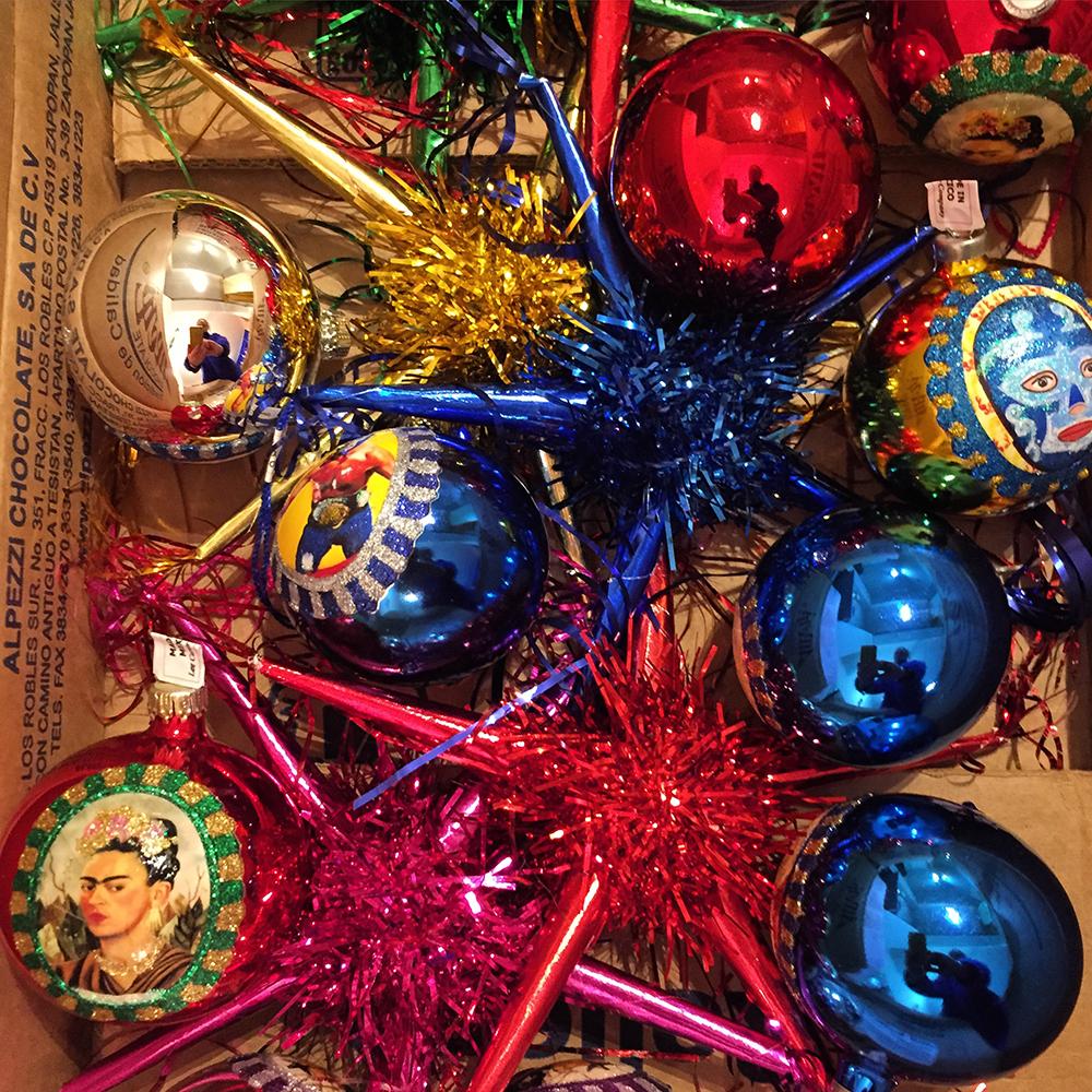 Julepynt fra Mexico