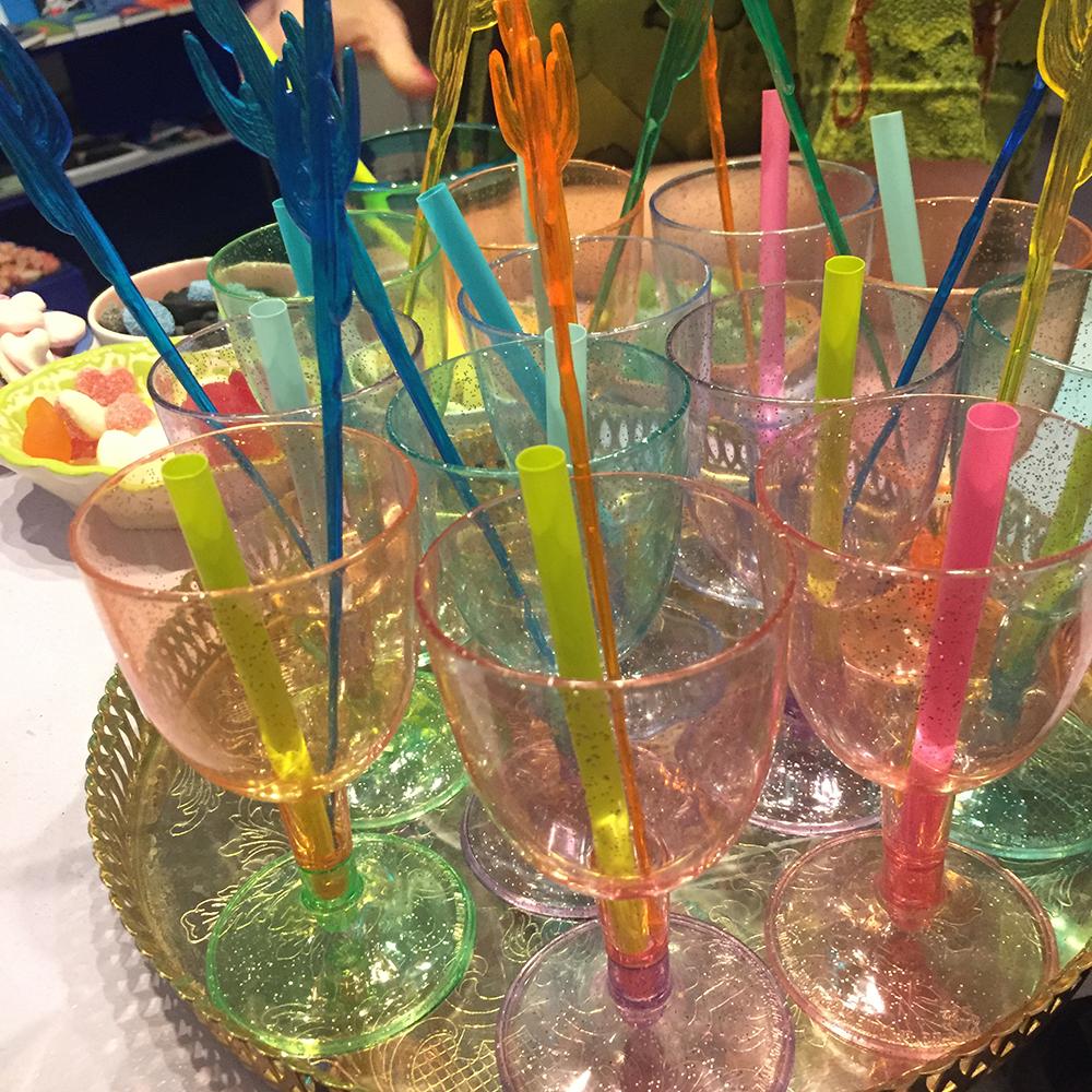 Glimmerglas fra Rice
