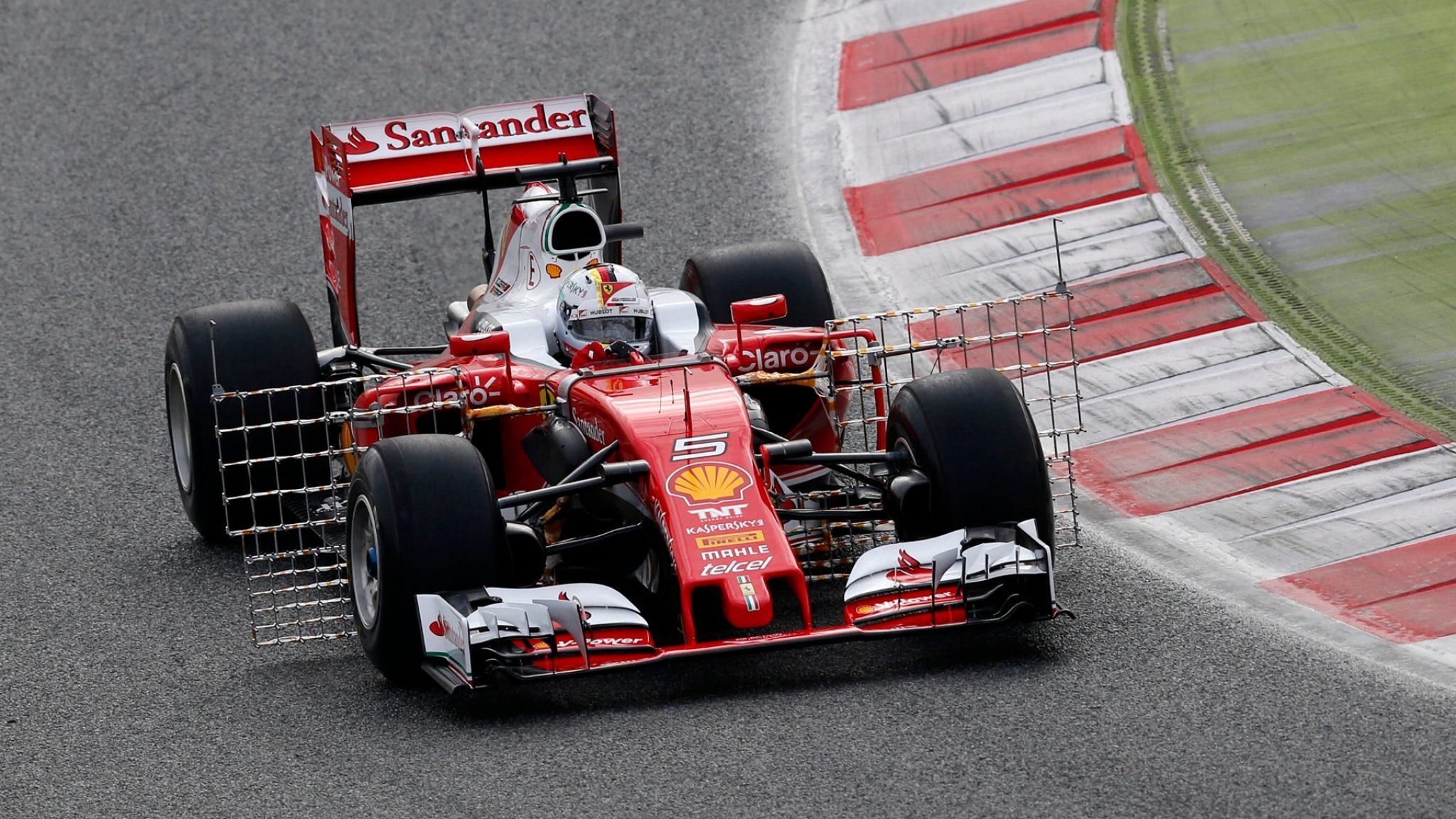 Formula One Philip Boeckman Ferrari