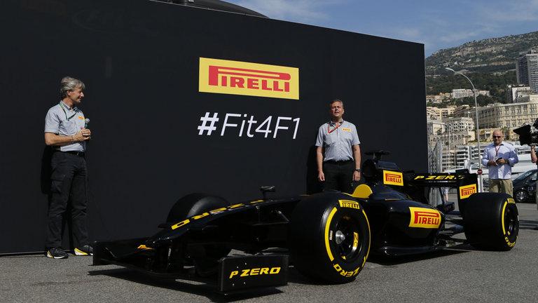 Formula One Philip Boeckman Pirelli