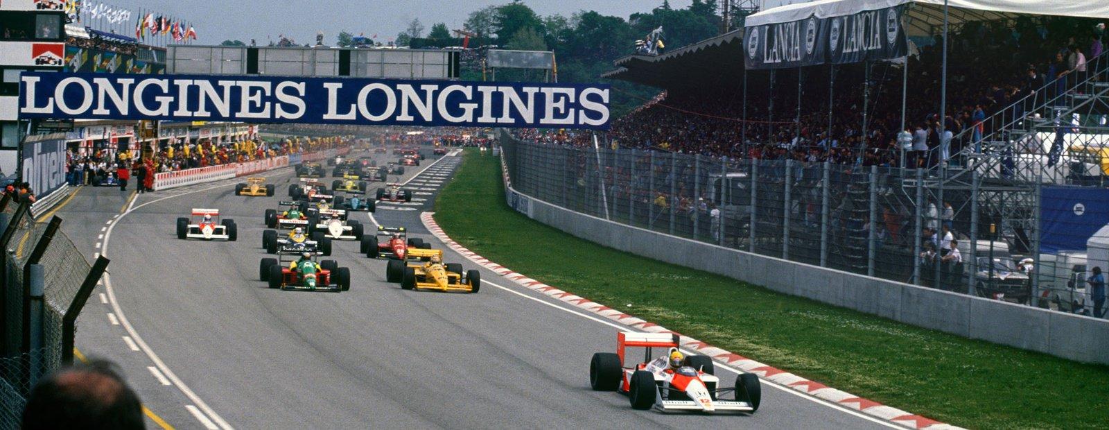 Philip Boeckman Imola Grand Prix Formula 1