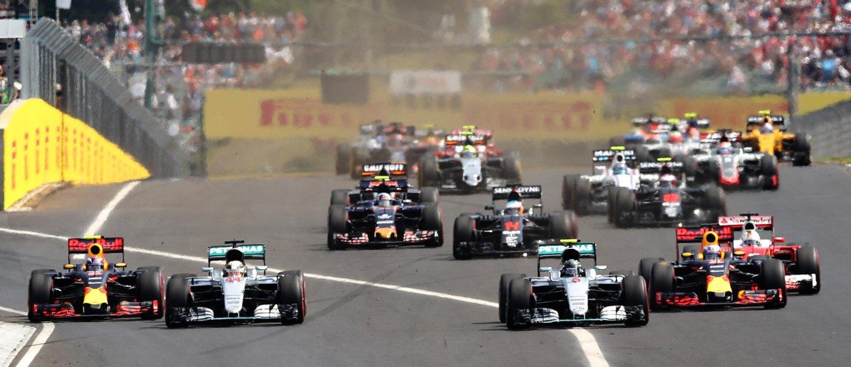 Philip Boeckman Formula One Lewis Hamilton