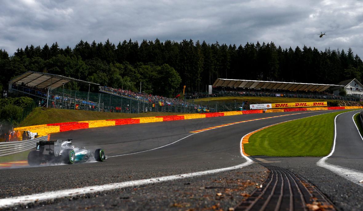 Belgian Grand Prix Philip Boeckman