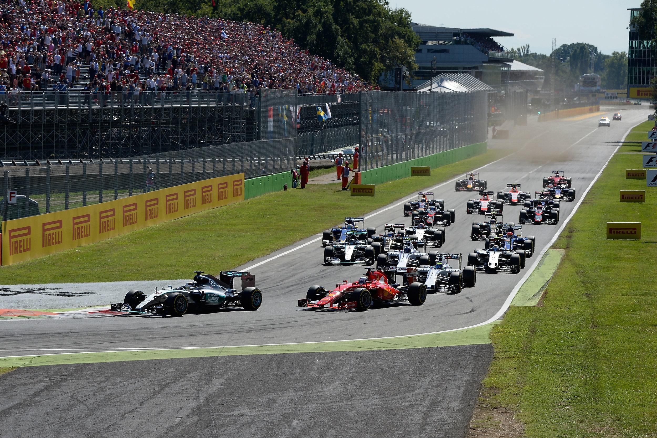 Philip Boeckman Formula One Monza