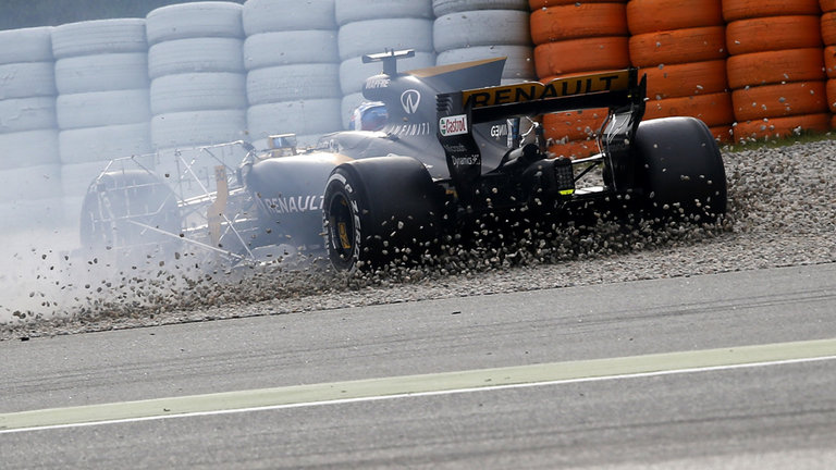 Philip Boeckman Formula One testing
