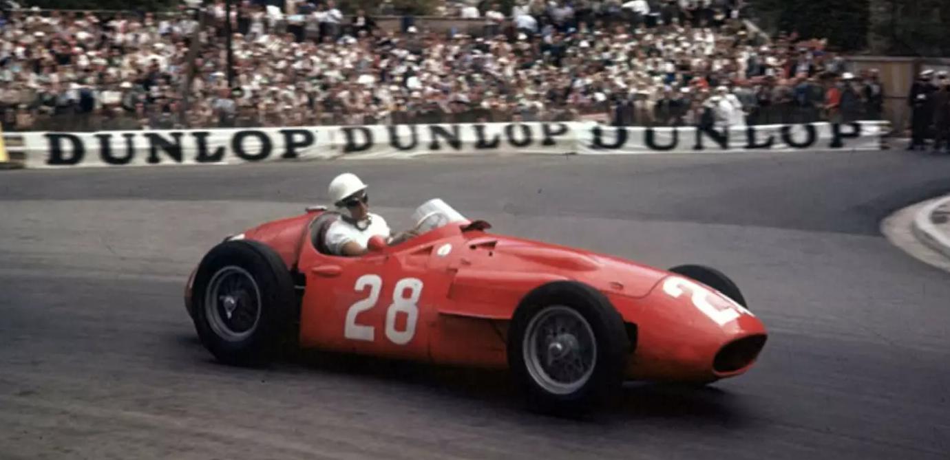Philip Boeckman Formula 1 Maserati
