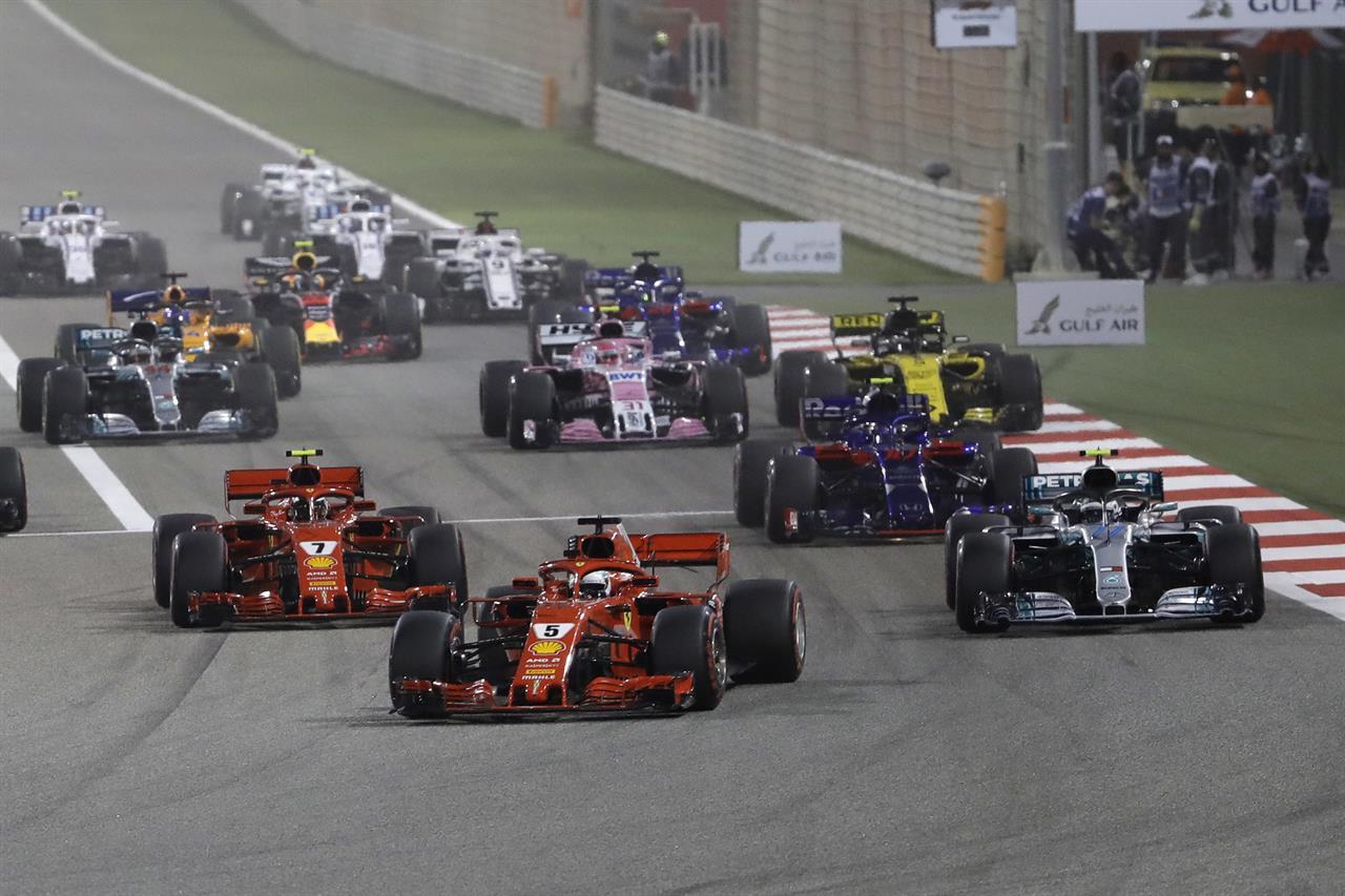 Philip Boeckman Bahrain Grand Prix
