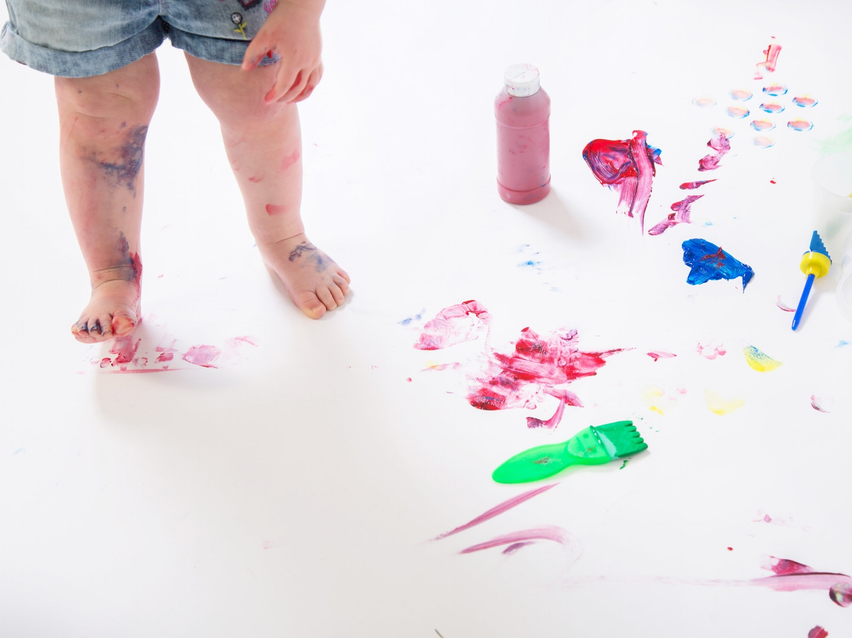 paint splash stevenage