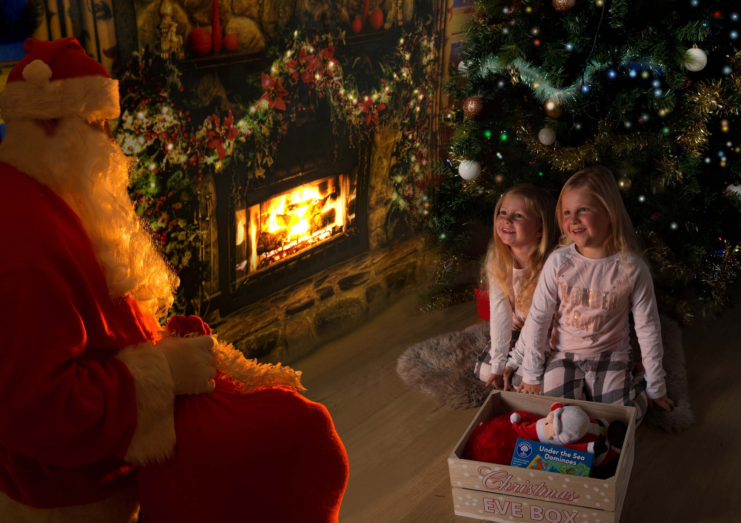 christmas mini session 2019 hertfordshire