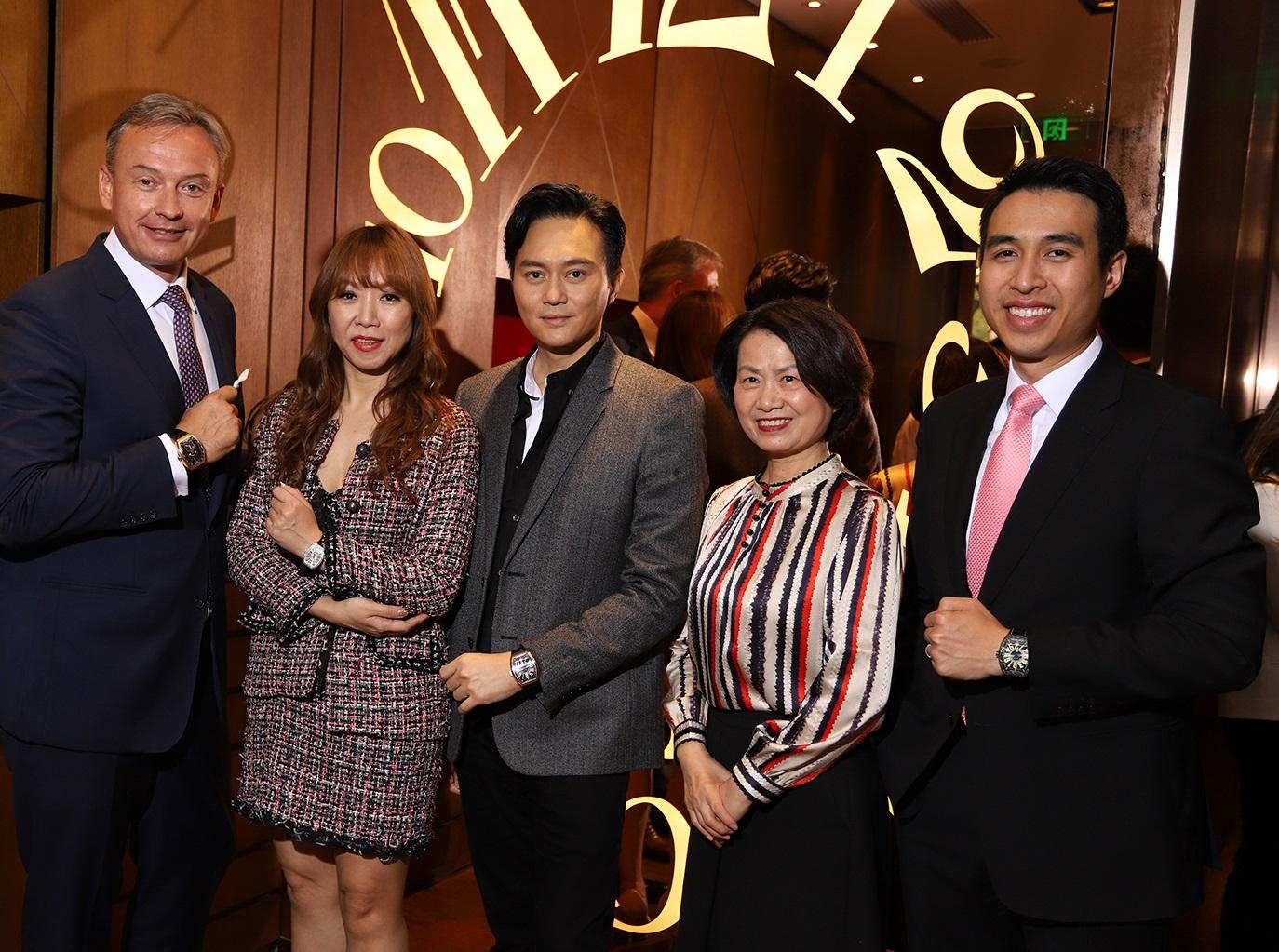Franck Muller_Shanghai Nanjing West Road Boutique Opening_4.JPG