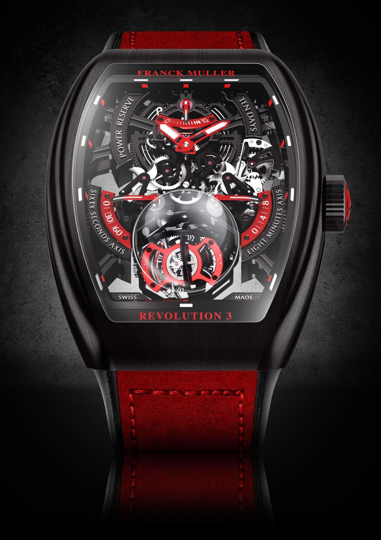 Franck Muller Official Website Haute Horlogerie Watches