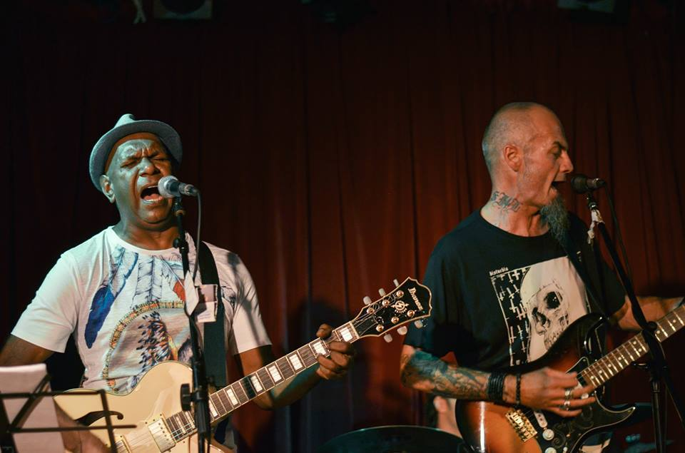 2016 January 22nd The Black Turtles Band Performing at our SIXTY THOUSAND YEARS Event at the Captain Cook Hotel.