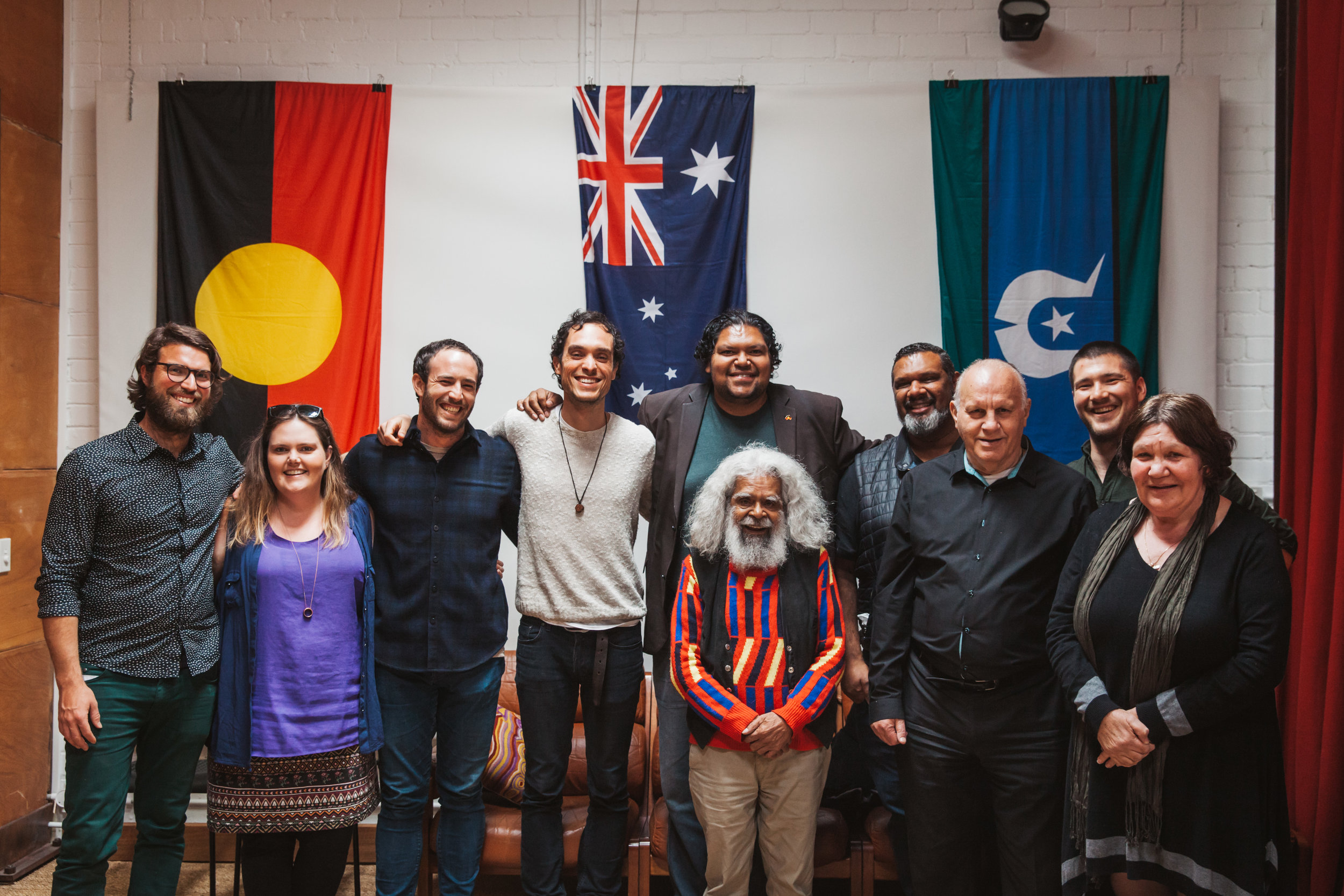 What an incredible evening it was at the  @yarnaustralia  Narrm Melbourne Launch here at  @merringstudio yesterday. Thank you to the team, elders and guest speakers for telling their story and contributing to a memorable night of learning, culture & conversation. Thank you also to the Wurundjeri elders for welcoming us all to this Country.  #yarnaustralia   #community   #culture  #conversation   #storytelling   #indigenous  #aboriginal   #torresstraitisland   #australia  #sharedhistory   #Narrm   #Naarm  #Melbourne   #Northcote   #deadly  #jackcharles   #antonrivette   #reneesleigh  #gordonfranklin   #warrenroberts  #johnwanye   #charliefofo   #kerrihunt