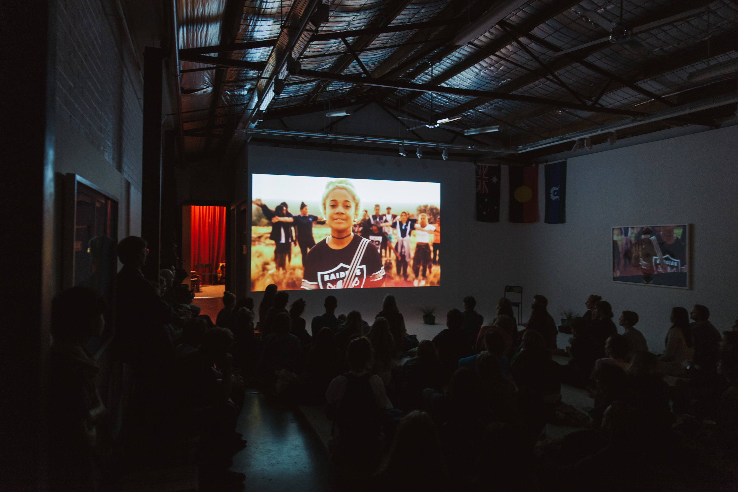 Thanks Desert Pea Media for showcasing your Music Video's at our YARN Narrm Melbourne Community Event