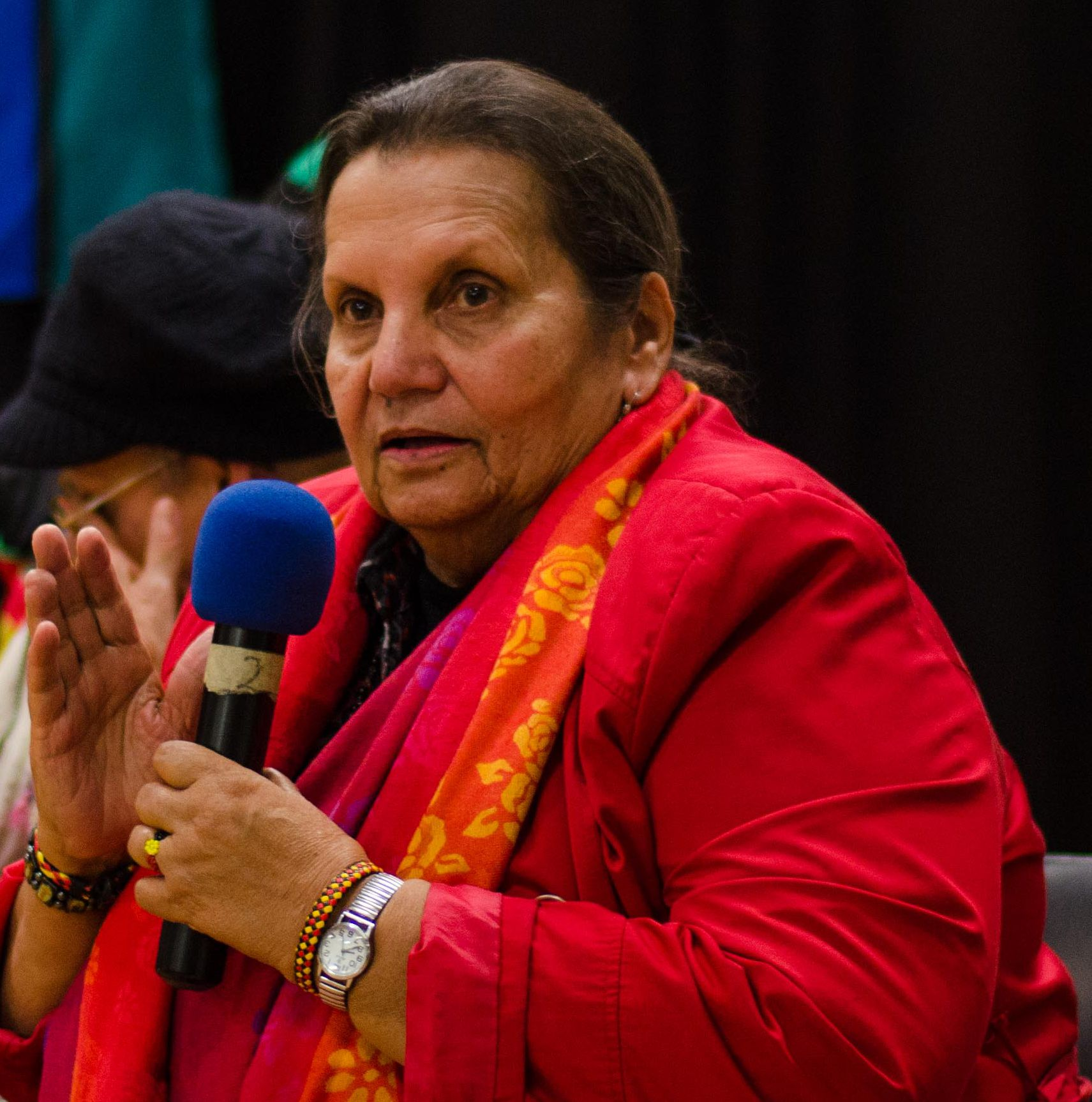 - Aunty Pearl Wymarra, Gudang Elder from Cape York Peninsula, Queensland, graduated from Nepean College of Advanced Education (now UWS Penrith Campus) with a Diploma of Primary Teaching in 1980. She completed a Masters in Health Science (Primary Health Care) writing a thesis entitled Recreating Home in 2001. Member of the Community Justice Coalition and the Throughcare Jigsaw Group working with prisoners, inmates and their families.