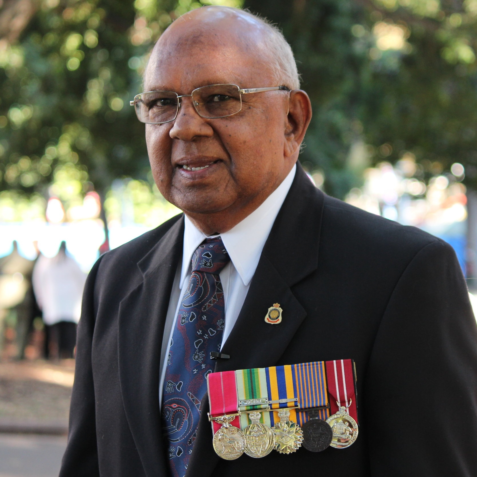 - Uncle Harry Allie, Cudjula Elder from Charters Towers, Townsville, Queensland. After working for the Post Master General's (PMG) Department, in 1966 Uncle Harry enlisted in the Royal Australian Air Force. During more than 23 and half years of service, he was posted throughout Australia, USA and Malaysia. He is a Committee Member of the Nangahmi Ngallia Aboriginal Corporation, Coloured Diggers Projects and the Chair of the NSW coordinating committee for the ceremony honouring the service of Aboriginal and Torres Strait Islander Servicemen and Servicewomen.