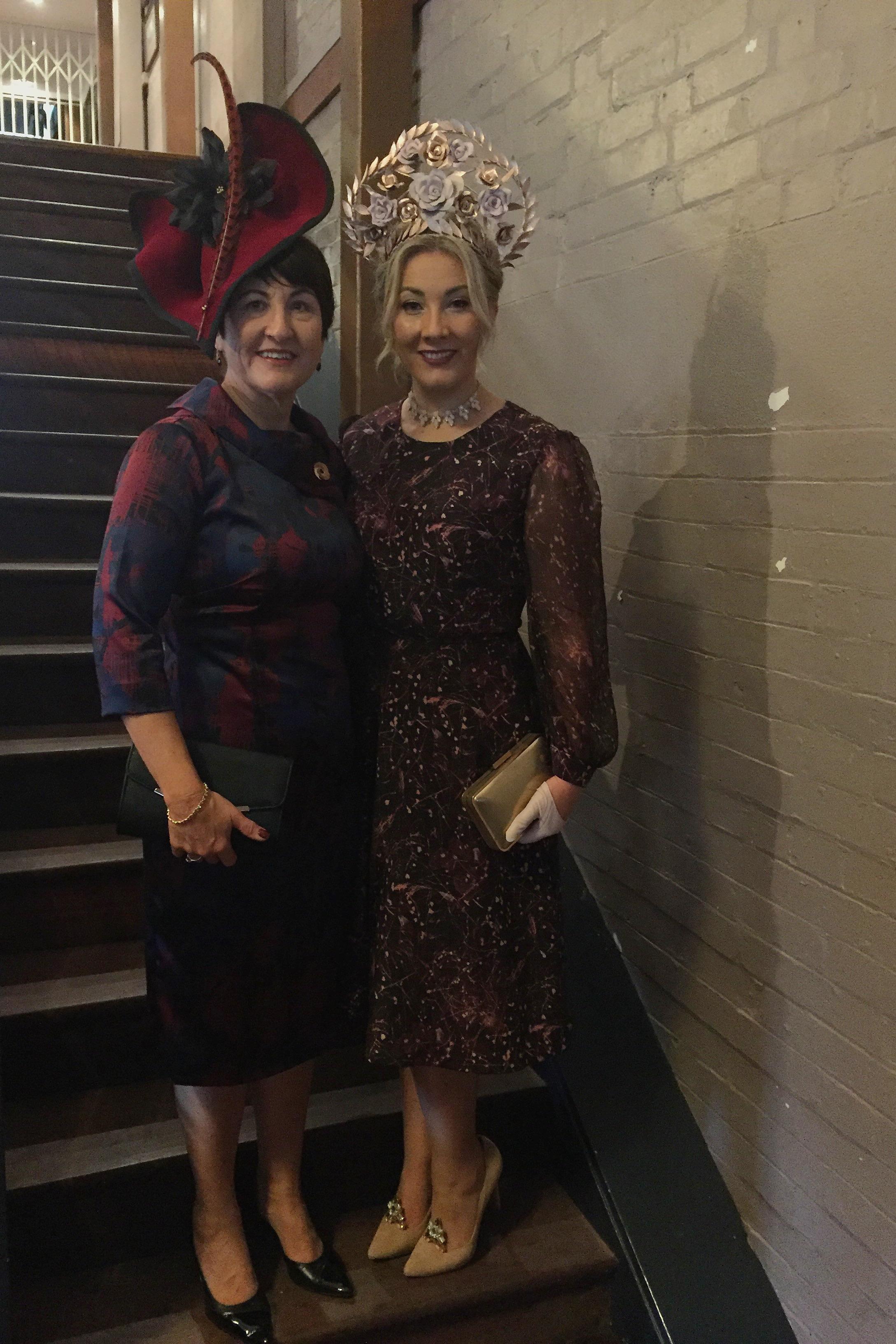 At Treasury Casino Ladies Oaks Day at Eagle Farm, Brisbane
