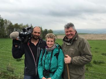 With BBC Regional News - Wales