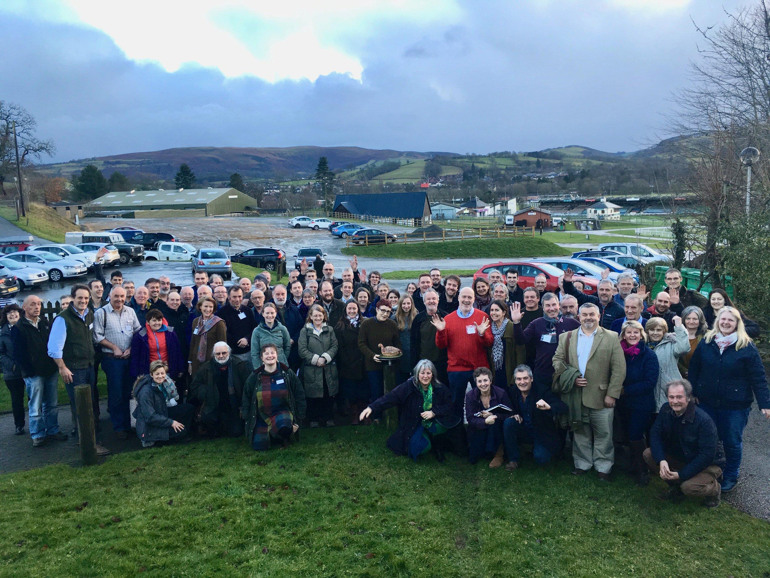 Welsh Workshop, Jan 2018