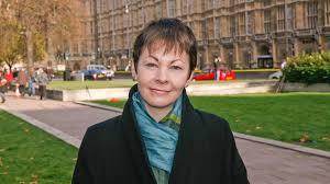 Carolin Lucas - championing the GCSE in Natural History