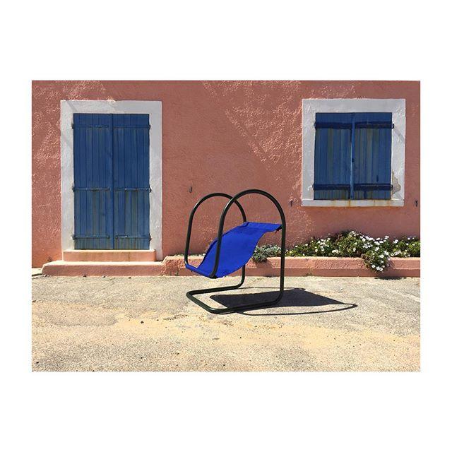 COUP DE VENT • #furnituredesign #contemporary #outdoor #windy #provence #marseille #armchair #design