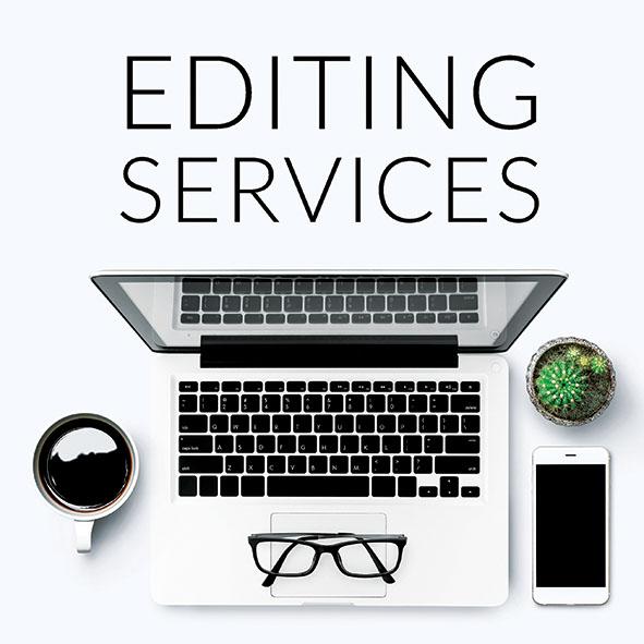 Hend Hegazi editing services