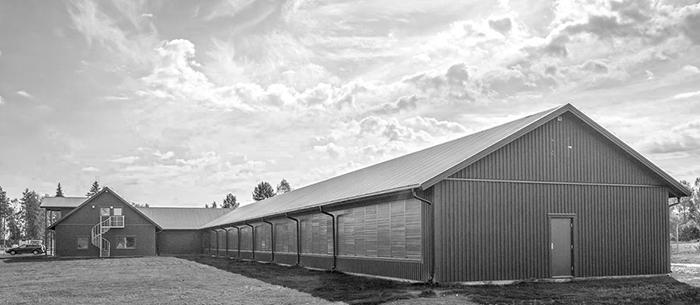 Ett av världens grönaste och mest ekonomiska datacenter ligger i Boden. Foto: Hydro66