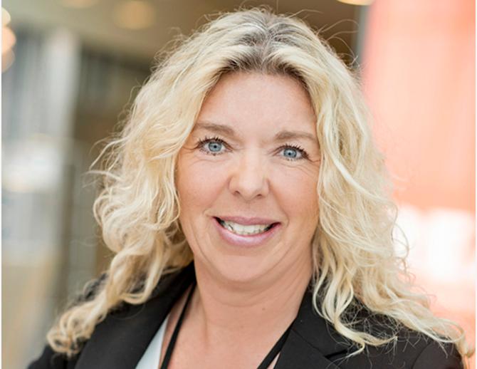Anette Hesselgren, vd Office Östergötland