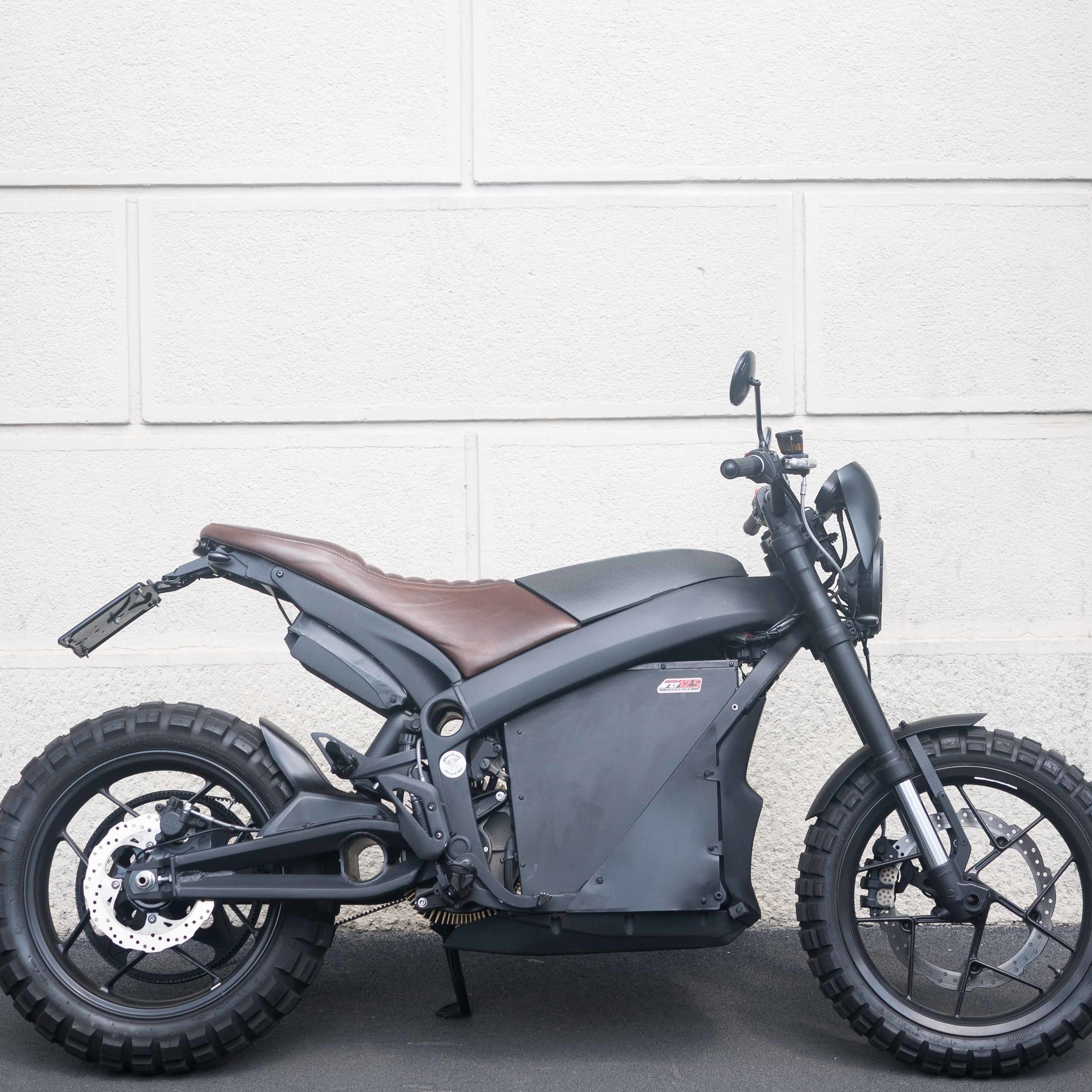 Marca: Electric Motorcycle Modello: Special Officine Mermaid  0 24