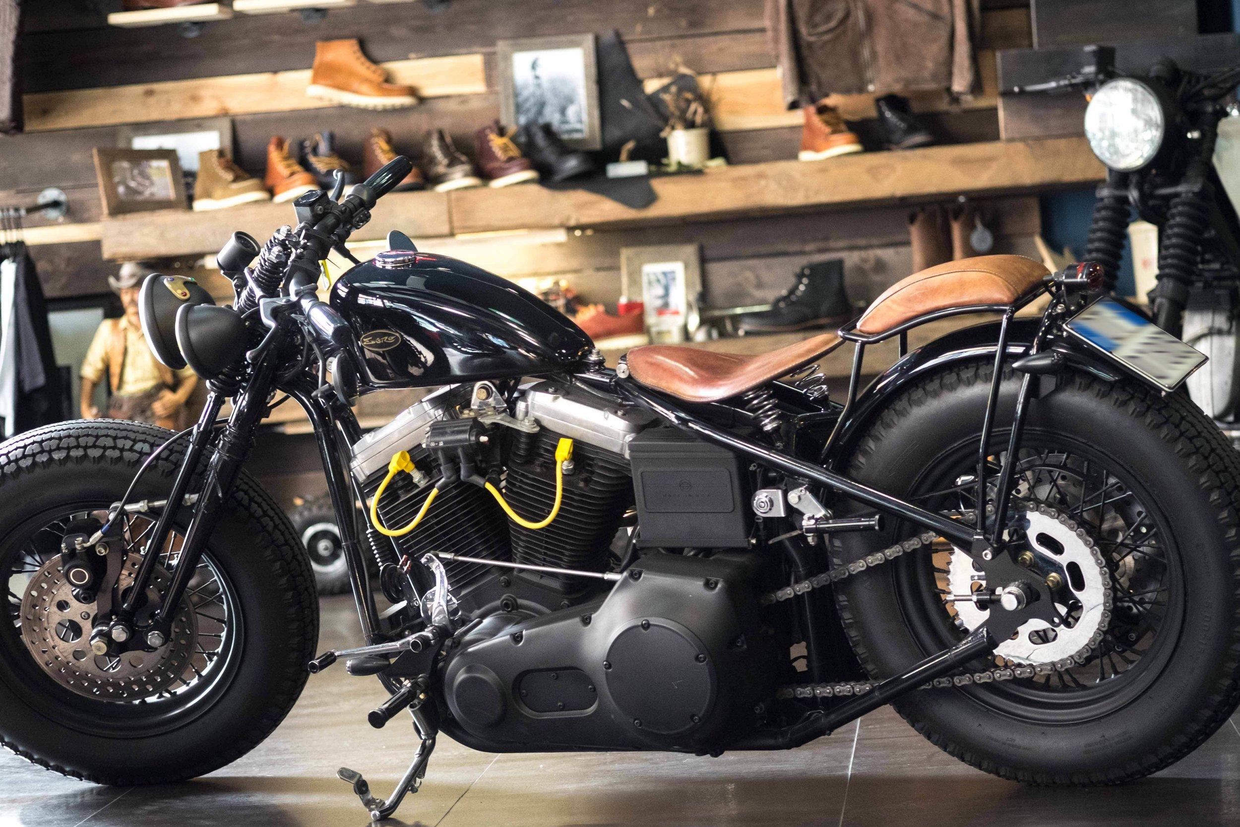 Marca: Samurai Chopper Modello: Special Type5 Cilindrata: 1340C.C.     000 3
