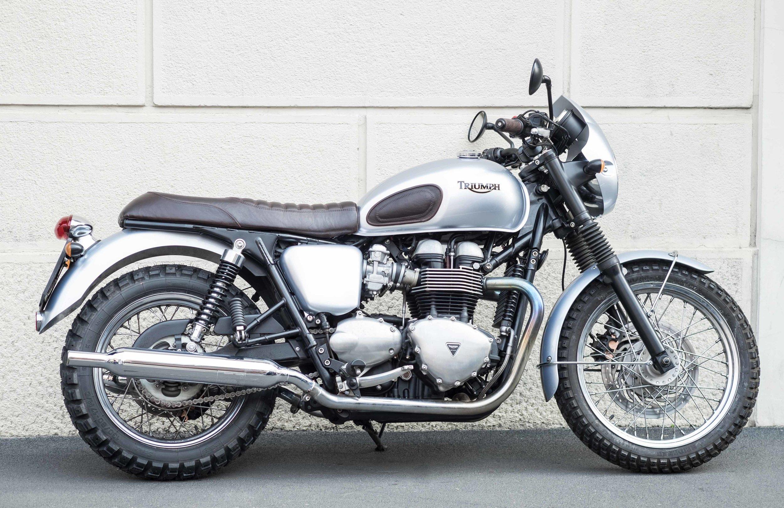 Marca: Triumph Modello: T100  0 56