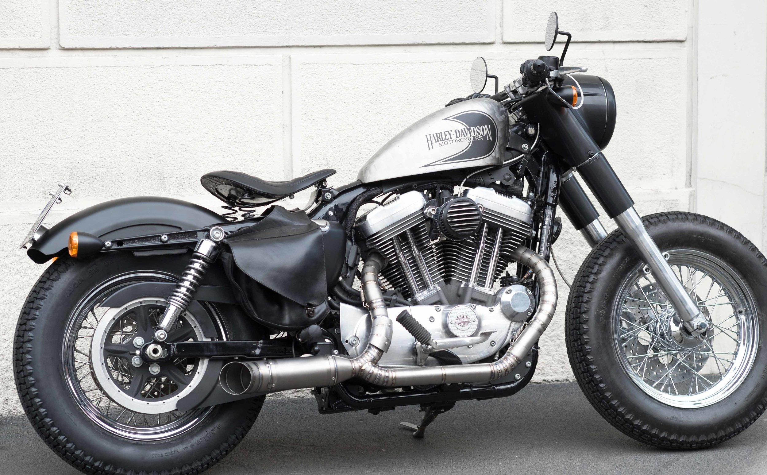Marca: Harley Davidson Modello: Sportster 1200  0 65