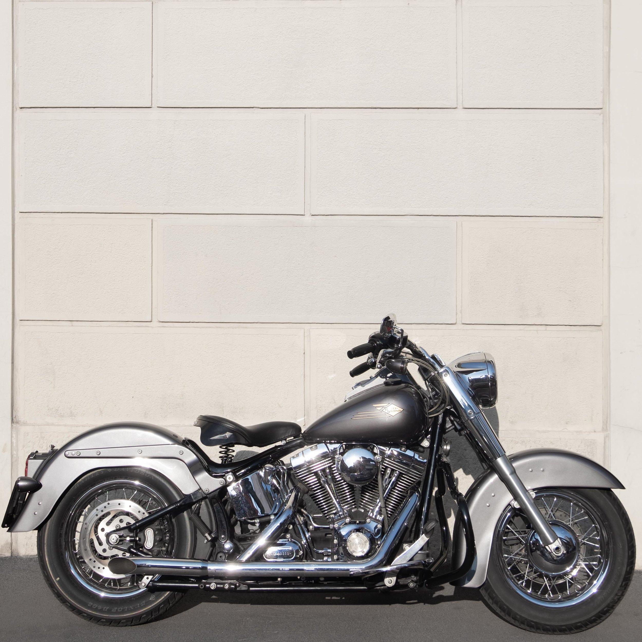 Marca: Harley Davidson Modello: Softail Deluxe  0 69