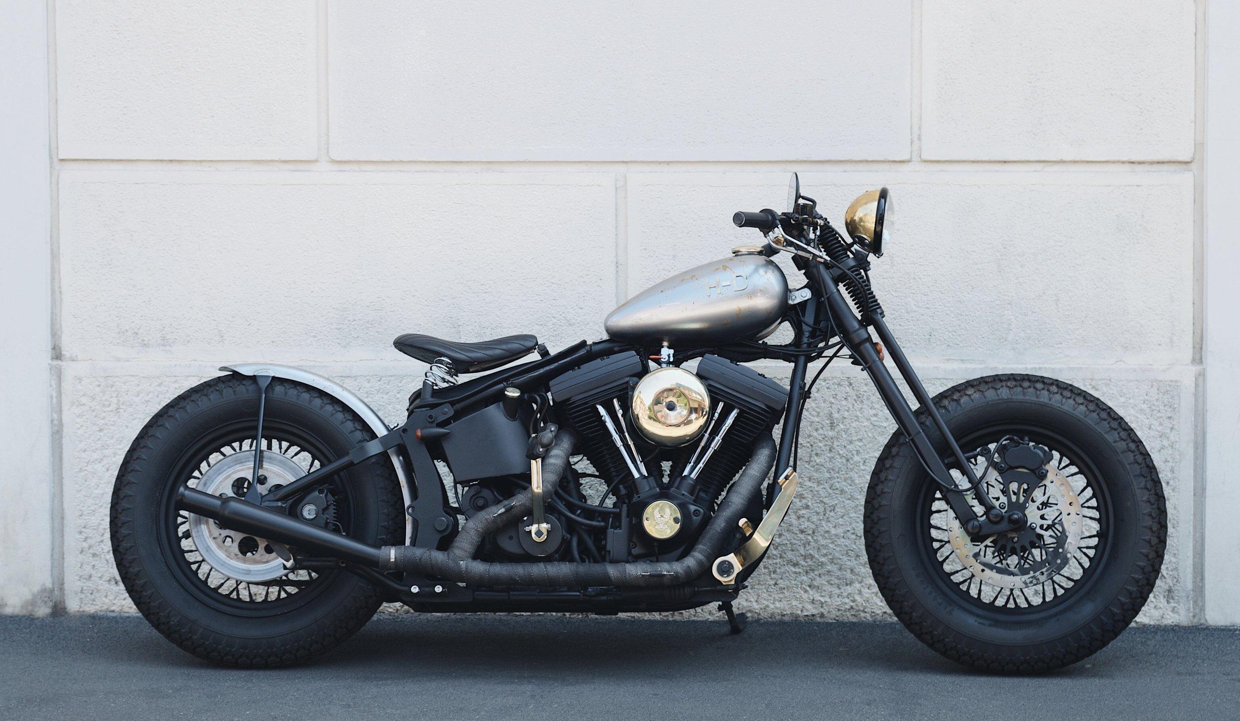 Marca: Harley Davidson Modello: Softail since 1984  0 77