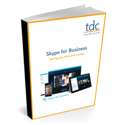 Skype for business saving you time and money