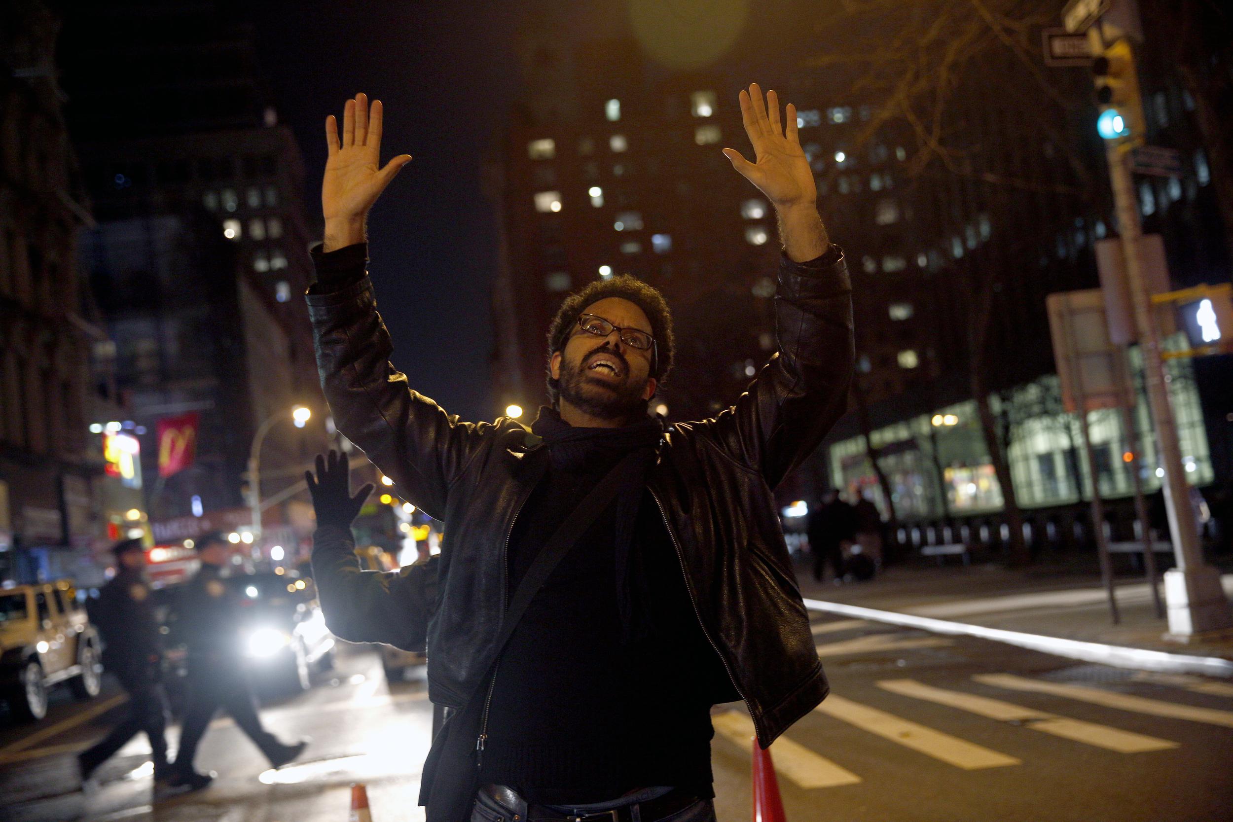 Eric Gardner protest Foley Square0294.JPG