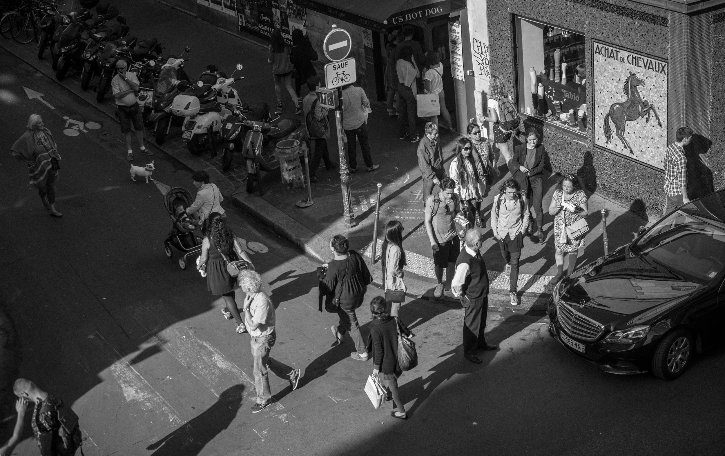 Street B&W's Paris II.jpg