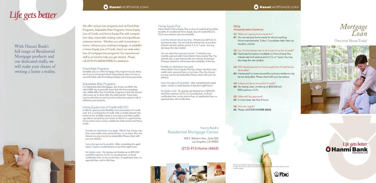 Hanmi Bank Branding Campaign, 2007-2009 — Your Site Title